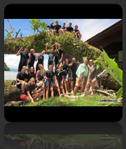 Borneo Adventure Group - April 2012