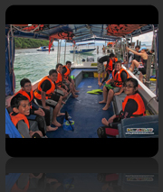 Wild Borneo Expeditions - April 2012