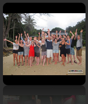 Borneo Adventure Group - May 2012