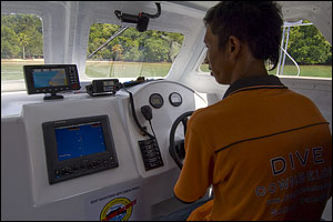 Dedicated Boat Captains, GPS, Sounders &  Marine Radios