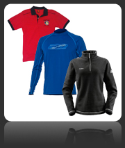 Diving Related Clothing and Apparel