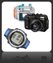 Suunto Dive Computers & Canon Cameras