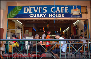 Devi's Cafe & Curry House
