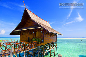Enjoy Sipadan Kapalai Resort or Lankayan Island Resort holiday