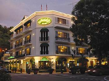 Downbelow S Mid Range Hotel Diving Package In Kota Kinabalu