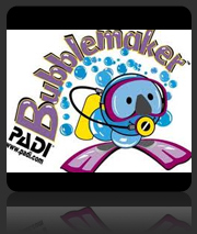 PADI Kids Bubblemaker