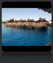 Book Sipadan Mabul SMART Resort Accommodation