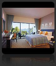 Book Shang-ri La's Tanjung Aru Resort Accommodation & Dive Packages through Downbelow