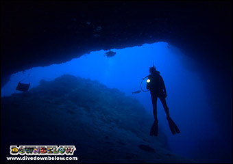 Turtle Tomb Cave at Sipadan - Exciting exploration opportunities