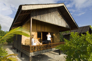 Pom Pom Island Resort Chalet - Image © Pom Pom Island Resort