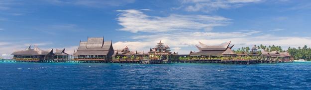 Sipadan Mabul Smart Resort - Images © Sipadan Mabul Resort
