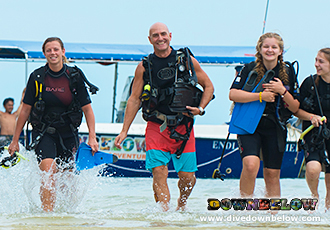 Richard Swann - PADI Platinum Course Director
