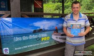 1 Month Professional PADI Divemaster Internship in Malaysia