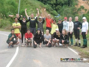 The second wave of Danish Adventurers having just completed the Salt Trails