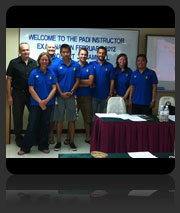 February 2012 Instructor Development Course ft. Whale Sharks