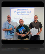 Jan/Feb 2013 - IDC Staff Instructor Course