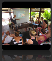 Project AWARE Coral Reef Conservation for 18 Danish Adventurers