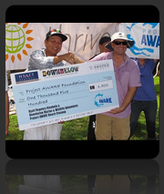 Hyatt Regency Kinabalu and Downbelow team up for Project AWARE Beach Cleanup October 2012