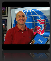 Richard Swann, Managing Director, Platinum PADI Platinum Course Director