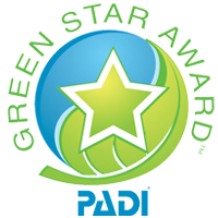 Downbelow is Malaysia's 1st PADI Green Star Award Dive Centre
