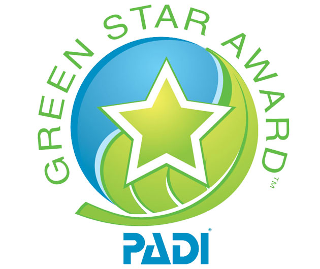 Downbelow is the first dive centre in Malaysia to hold the PADI Green Star Award