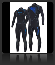 Bare 1mm Thermalskin for Scuba Diving