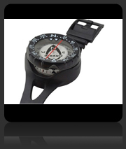 Oceanic Compass with Wrist Strap