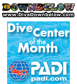 PADI Dive Center of the Month - March 2012