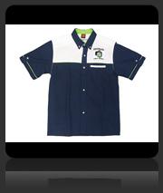 Downbelow Souvenir F1-style Shirt
