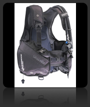 Sherwood, DiveRite and other scuba diving BCDs