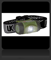 UK Vizion eLed Headlamp