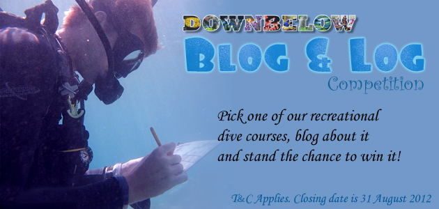 Pick a course, blog about it and stand a chance to log that course.