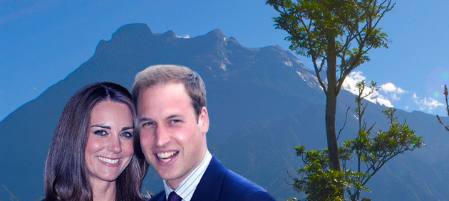 Prince William and Kate Middleton to visit Kota Kinabalu, Sabah