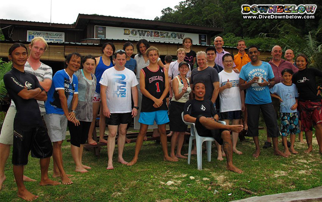 Open Water Course A Hit At Our PADI 5-Star Dive Centre