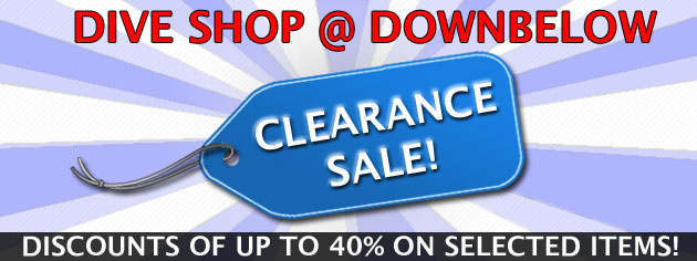 dive shop kk clearance sale big discounts