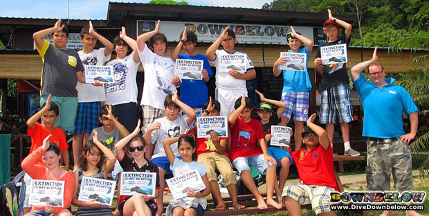 international-school-visits-dive-centre-gaya-island
