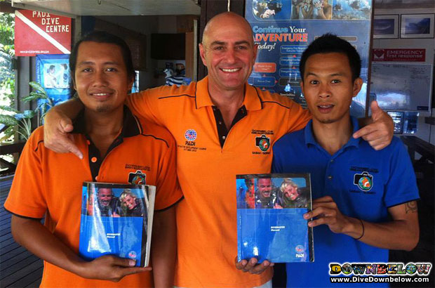 sabahans on road to become divemasters