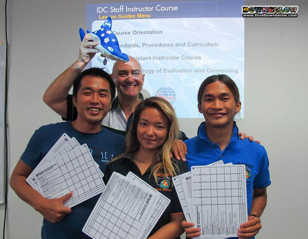 idc si training asia