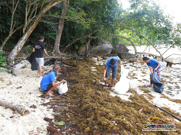 malaysia-beach-cleanup