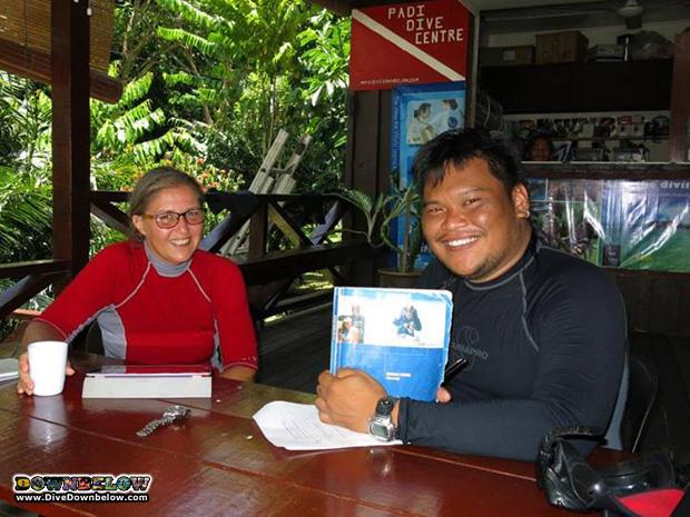 diving internships