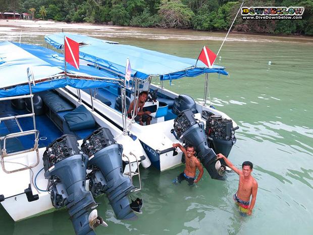 charter-boats-borneo