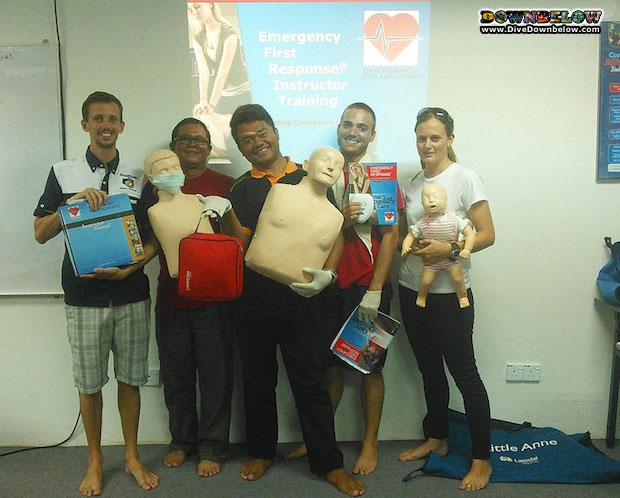 Emergency First Responder Instructor Course KK