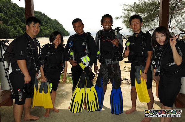 Discover Diving with PADI DSD