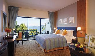 STAR Kinabalu Seaview Room