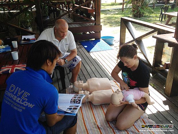 EFR Course KK Borneo