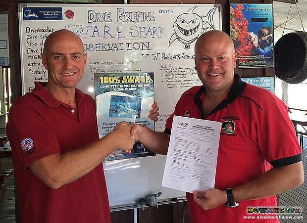 Downbelow Intern Completes MSDT in Borneo