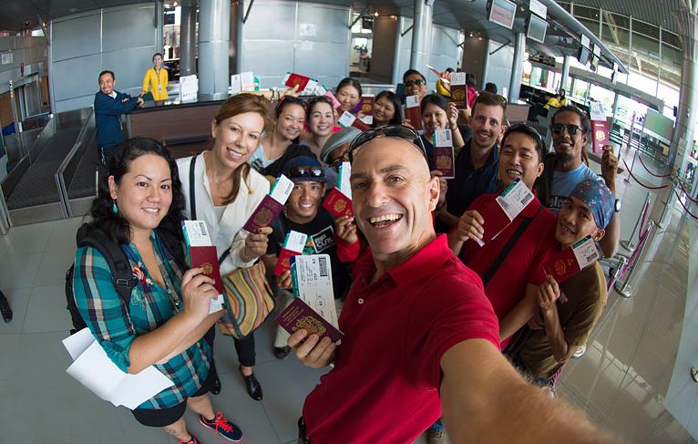 expedition singapore, company incentive trip, downbelow marine and wildlife adventure, adventure, travel, borneo, sabah, live like dive downbelow, corporate trip