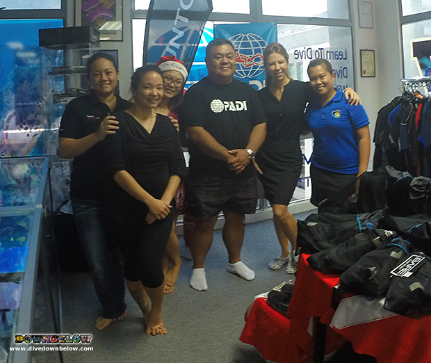 padi asia pacific, padi diver education, padi standards change, travel centre, dive shop, downbelow, dive operations, sabah, borneo, kota kinabalu, malaysia, platinum padi course director, course director, diver safety, world recreational scuba training council, wrstc