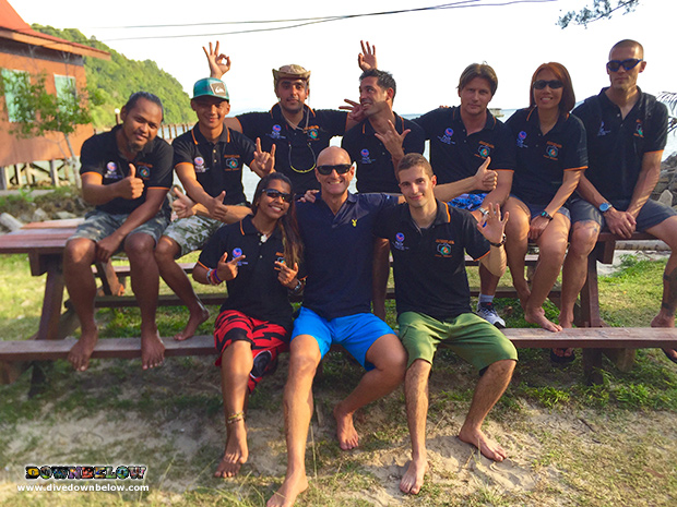 premier padi 5 star idc dive centre, padi instructor examination, padi ie, padi open water scuba instructor, padi owsi, instructor development course, go pro internship candidates, kota kinabalu, sabah, travel, adventure, malaysia, borneo