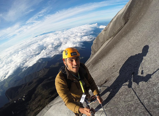 mount kinabalu, go pro internship program, professional scuba diving internship, lows peak via ferrata, pendant hut, kota kinabalu dive shop, sabah, borneo, malaysia, tunku absul rahman park, go pro hero 4